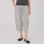 女式 粘胶纤维棉天竺低裆裤