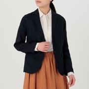 女式 法国亚麻夹克