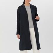 女式 法国亚麻大衣