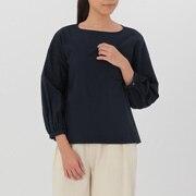 女式 棉桑蚕丝斜纹罩衫