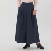 女式 棉混高密度轻便宽松裤