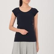 棉罗纹 法式袖衫 2件装