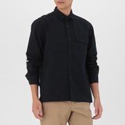 男式 棉格子布 衬衫