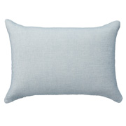 棉蜂窝纹 枕套 43×63cm用 浅蓝色