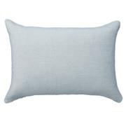 棉蜂窝纹 枕套 50×70cm用 浅蓝色