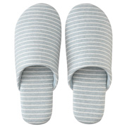 棉天竺 柔软拖鞋 XL/26.5~28cm用