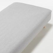棉双层纱织 床垫罩 100×200×18~28cm用