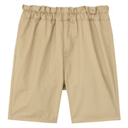 高密度编织 及膝半长裤