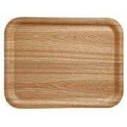 木制托盘 白蜡木 約46×35cm