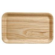 木制白蜡木托盘 约29×17.5×1.5cm