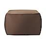舒适沙发用沙发套 宽65×深65×高43cm / 深咖啡色