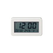 浴室防水电子钟 / 防水型(温度计·计时器功能付)