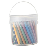 水性彩色笔套装 70色 全长约90mm