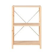 松木材组合式置物架 / 小 / 58×39.5×83cm