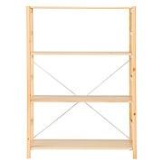 松木材组合式置物架 / 宽 / 中 / 86×39.5×120cm