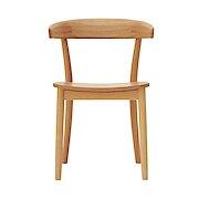 橡木实木椅子 / 宽51×长50.5×高73cm