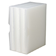 高透明薄膜相册 / 2列 / L尺寸 / 136张用 / 三册组