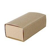 礼品箱 半方形 約160×80×50mm