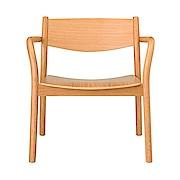 橡木休息室用椅子/68×61.5×70cm