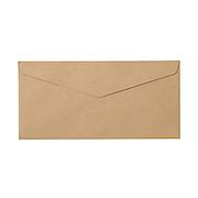 再生纸手工信封20张横型 105×215mm 20个 / 黄土颜色