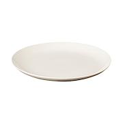 米瓷碟 约直径26×高3cm