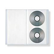 塑料CD夾 20张用 / 無色